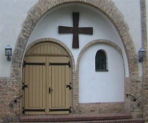 Kirchentuer