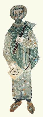 Mosaik Josef