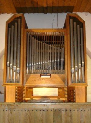 Sauer Orgel Strausberg