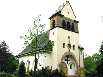 """St. Josef"" Strausberg"